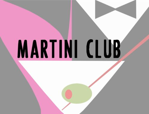 Welcome to The Martini Club Here at The Heritage Downtown!