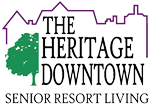 Elegant Living For Active Seniors | The Heritage Downtown
