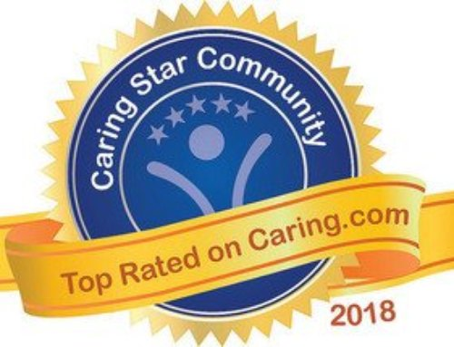 The Heritage Downtown Named Best Senior Living: Caring Stars 2018