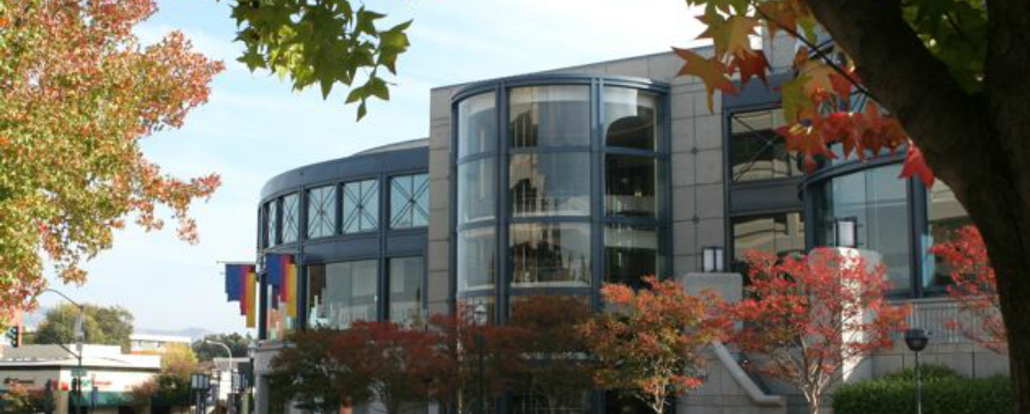 Lesher Center for the Arts in Downtown Walnut Creek